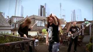 TANKARD - A Girl Called Cerveza (OFFICIAL MUSIC VIDEO)