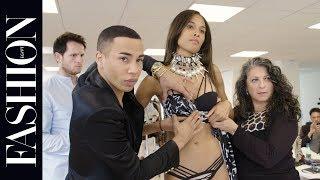 The Making of the Victoria's Secret Fashion Show 2017  Episode 5  Balmain