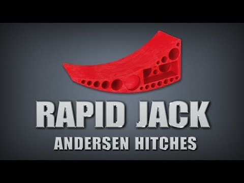 Andersen No Sway Weight Distribution Hitch Installation
