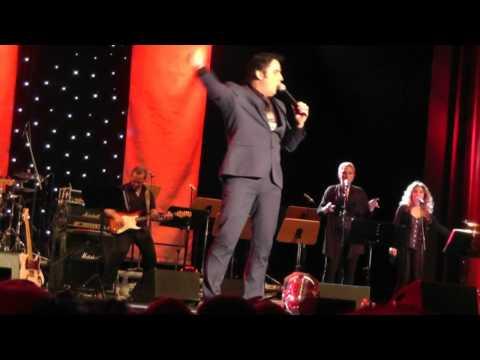 THE KING Jim Brown live in Bad Nauheim, 16  August 2014