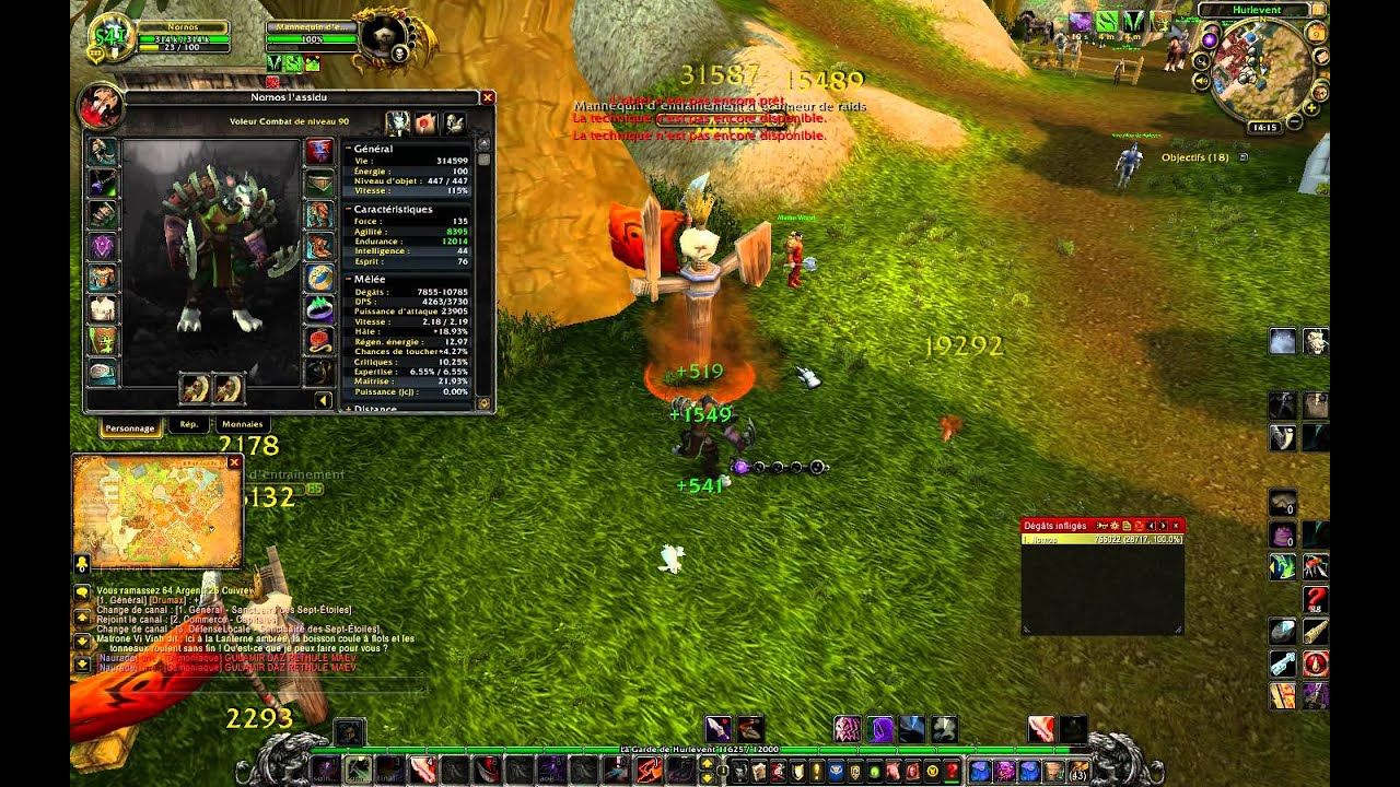 Wow mop 5 4 macros mono touches du voleur combat 90 youtube for Wow portent 5 4