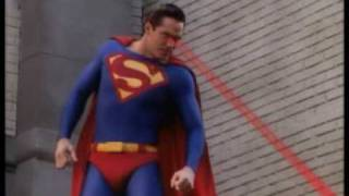 Dean Cain is Superman