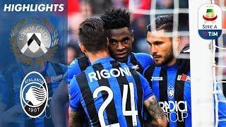 Udinese 1-3 Atalanta | La Dea conquista la vittoria grazie alla tripletta dell'ex Zapata | Serie A