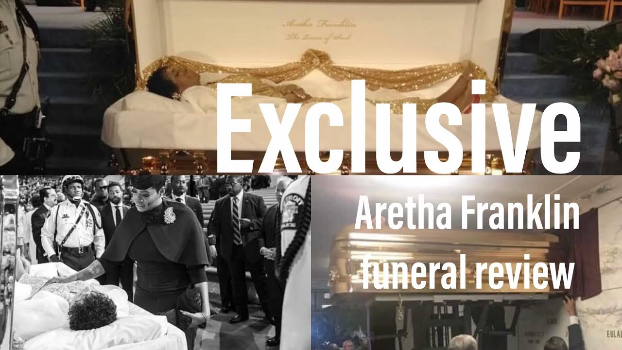 Aretha Franklin's Official Funeral Review | Charles Ellis Clark Sisters Fantasia Ariana Grande