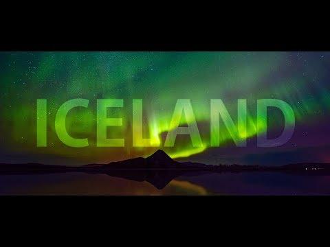 IJsland in drie minuten - Het eiland van vuur en ijs