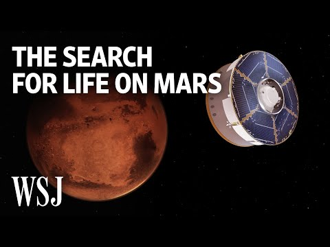 The Tech NASA and China Will Use in the Search for Life on Mars   WSJ
