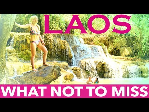 Why does nobody visit this country? Laos Travel Guide