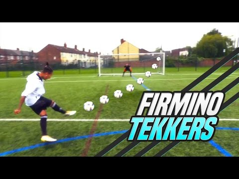 Roberto Firmino Tekkers with Tubes!