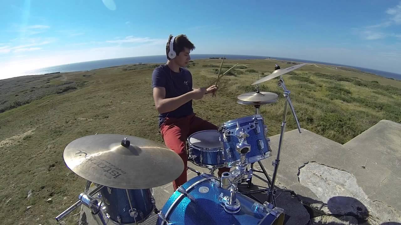 Calvin Harris - Blame Feat. John Newman - Drum Cover