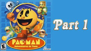 WIRTG Plays: Pac-Man: Adventures in Time: Part 1