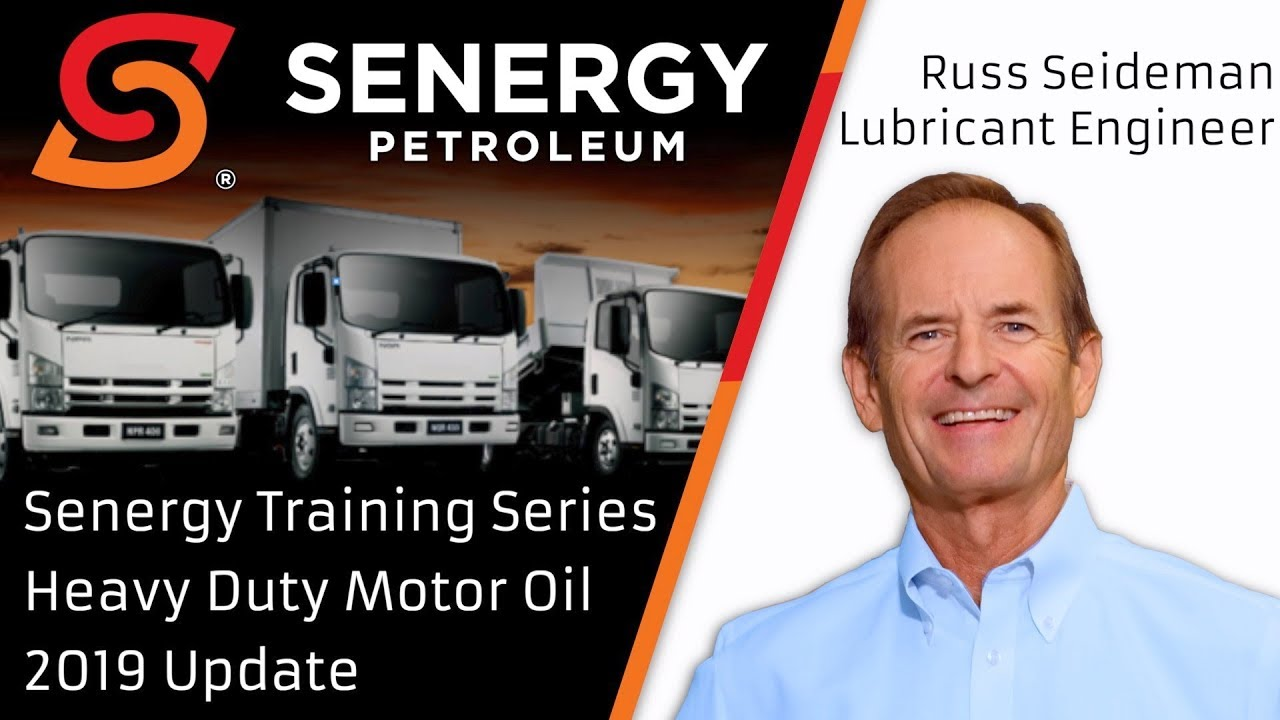 Heavy Duty Motor Oil - Senergy Petroleum