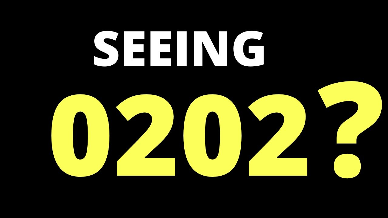 Download Angel Number 0202 Meaning: Are You Seeing 0202? (2020)