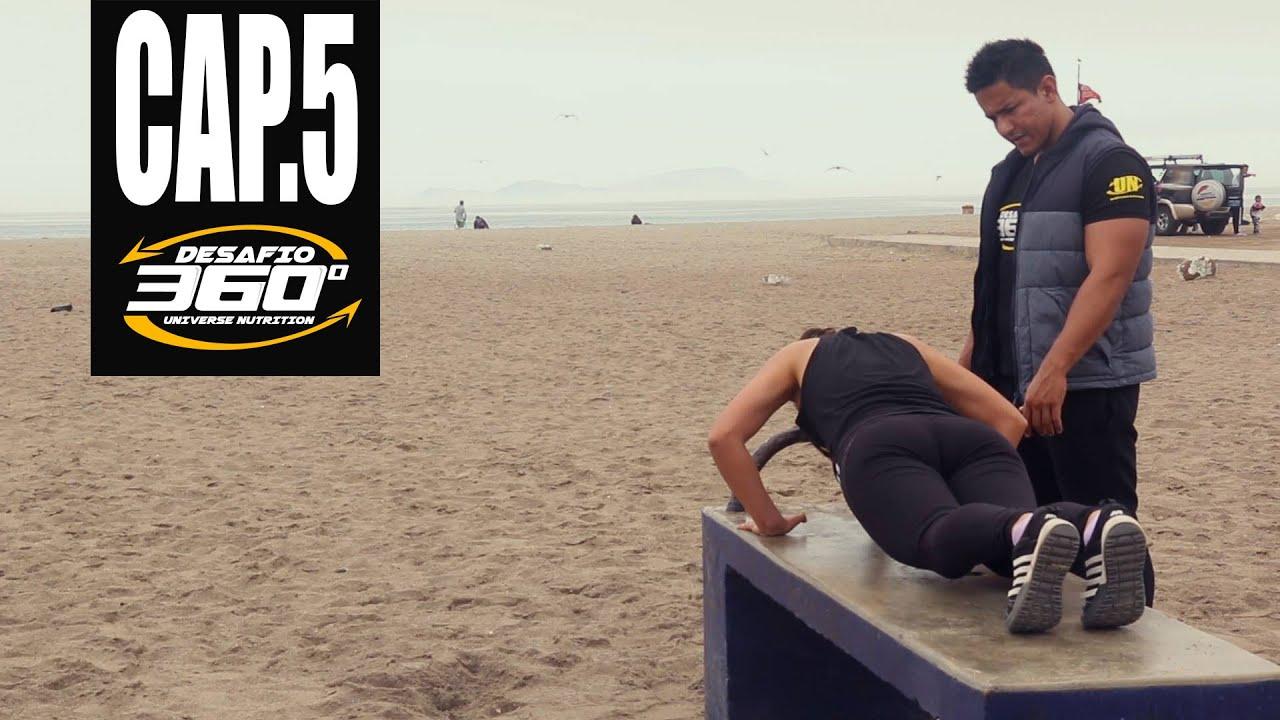 Circuito Quema Grasa Mujeres : Circuito quema grasa en la playa desafio un cap