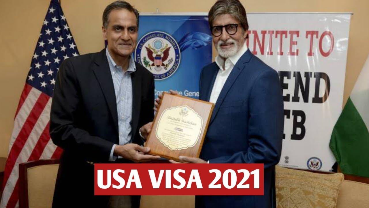 Joe Biden lifted all Visa Ban, USA America VISA 2021 Great News by Amitabachan