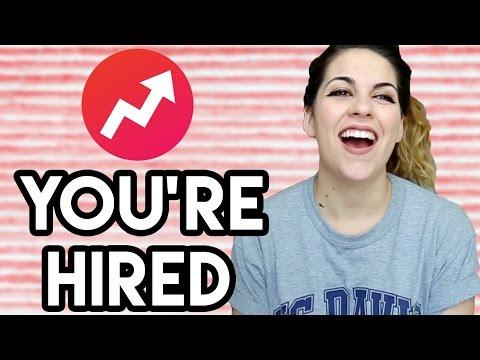 How I Got My Job At BuzzFeed • Work 101