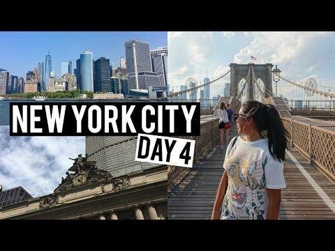 chillin in brooklyn (dumbo)!! | vlog 13