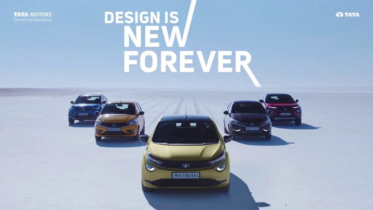 Tata Motors | Design is New Forever