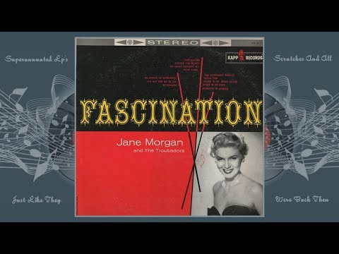 JANE MORGAN fascination Side Two