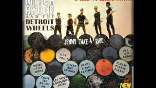 Mitch Ryder & The Detroit Wheels -  Baby Jane (Mo Mo Jane)