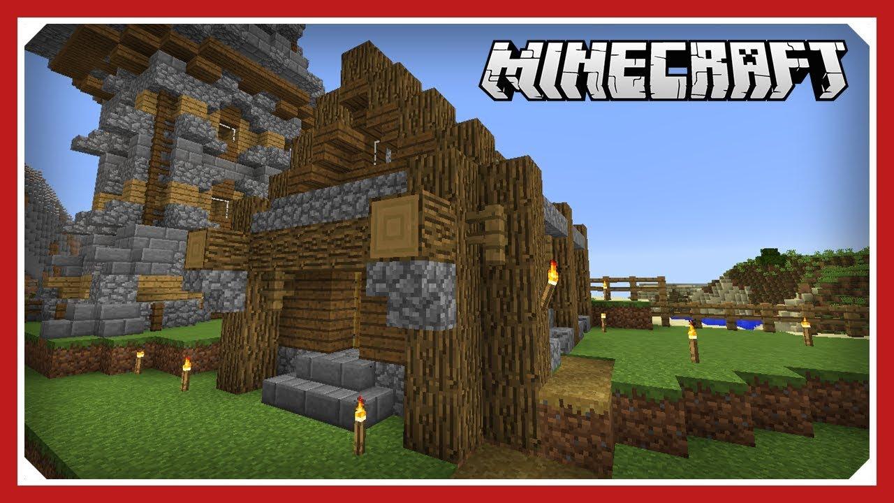 minecraft fishing farm
