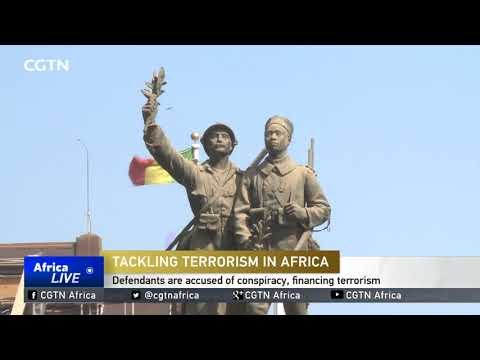 Trial of 30 suspected jihadists underway in Senegal