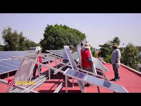 INTERCONEXION PANELES SOLARES EN GUADALAJARA POR CAGSAENERGIA