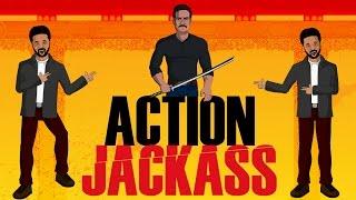 ACTION JACKSON SPOOF    SHUDH DESI ENDINGS