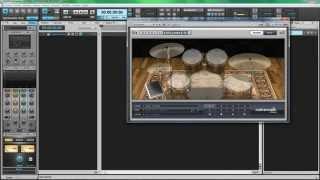Como usar el SECUENCIADOR POR PASOS y crear un BEAT de batería - Cakewalk Sonar (Full HD)