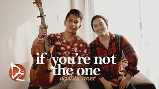 Sam Mangubat - If You're Not The One (Acoustic Cover)