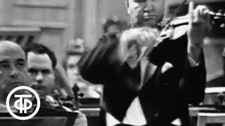 Л Бетховен Концерт для скрипки с оркестром Играет Д Ойстрах D Oistrach Plays Beethoven 1959