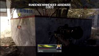 DMG Prodd & NTRL Vegas: Private Match Shots #3 (Almost Every Map of MW2!)