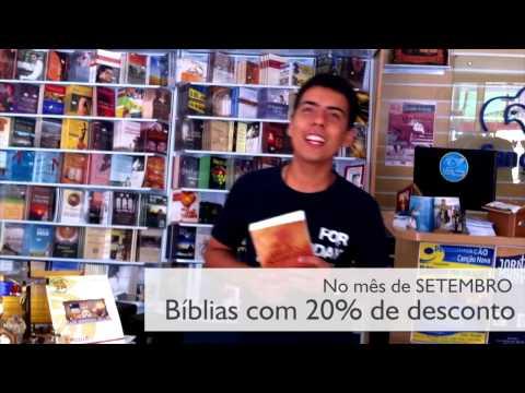 Promoção de Setembro - Loja Canção Nova Fortaleza