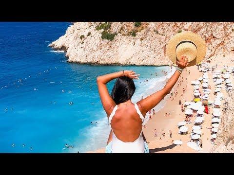 Renkli Rotalar Akdeniz / The Best of Turkey's Turquoise Coast-  Mediterranean Turkey Travel Vlog