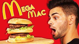 RECETTE MCDO : VOICI LE MEGAMAC !