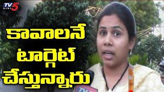 TDP Leader Akhila Priya Face to Face over Uranium Mining