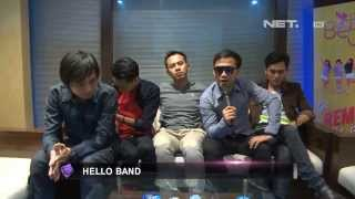 Entertainment News - Single terbaru Hello Band menduduki 70 chart radio swasta