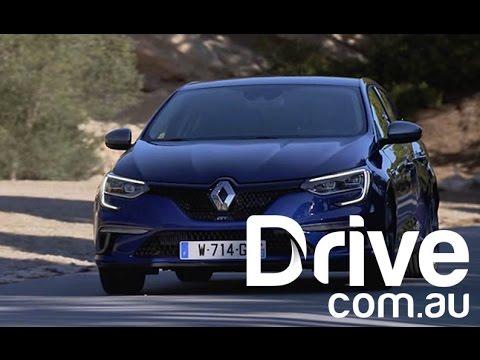 2016 Renault Megane GT First Drive Review | Drive.com.au