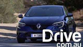 Renault Megane GT 2016 Videos