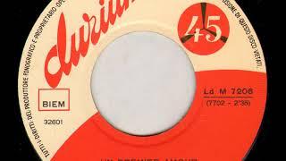 Fausto Papetti   b Un Premier Amour 18 07 1962