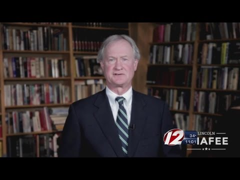 Chafee possibly running for President in 2016
