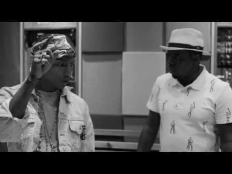 P. Diddy & Pharrell Williams - In The Studio (2015)