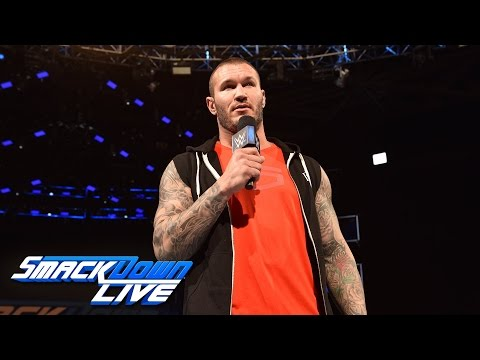 Bray Wyatt challenges Randy Orton to seek him out: SmackDown LIVE, Sept. 27, 2016