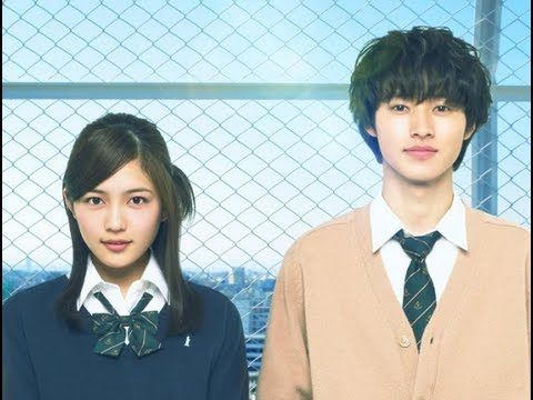 Top 14 Live Action Moives Japanese Romance Movies Based On Anime 2016