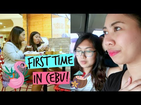 TRAVEL DIARIES: FIRST TIME IN CEBU! HEYCREZEL (PHILIPPINES)