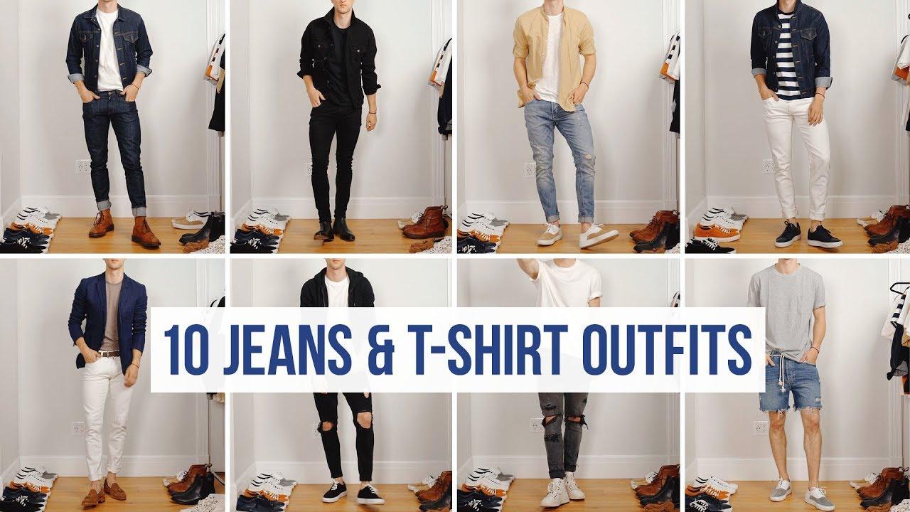 Quay phối quần áo thời trang nam với 1 góc máy