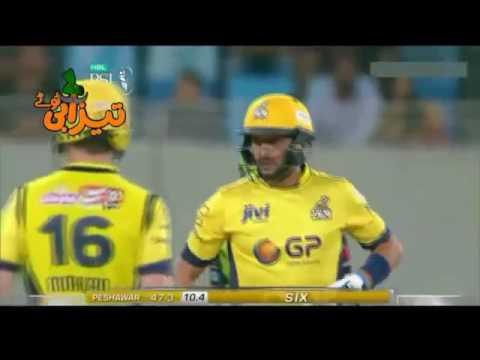 Peshawar Zalmi Batting Funny Tezabi Totay Punjabi Totay PSL 2017 YouTube   YouTube thumbnail