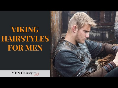 50+ Hairstyles to Channel Your Inner Viking   Men Hairstyles