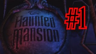 Disney's The Haunted Mansion (PS2) Part 1 - Years In The Making