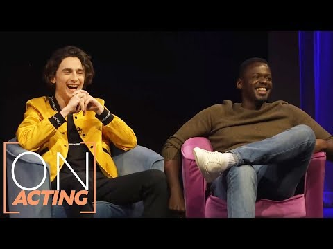 Did Daniel Kaluuya Start Acting Because He Was Bad At School? | EE Rising Star Q&A