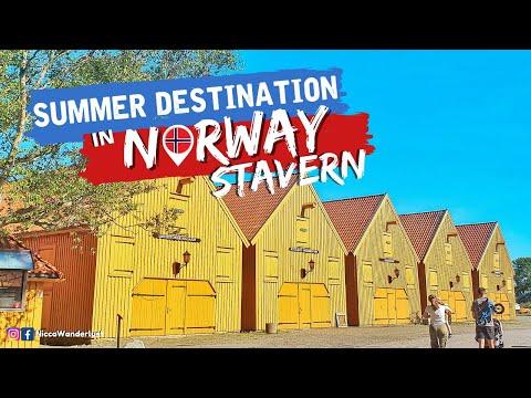 SUMMER DESTINATION IN NORWAY || STAVERN & LARVIK 2021